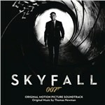Cover CD Colonna sonora Skyfall