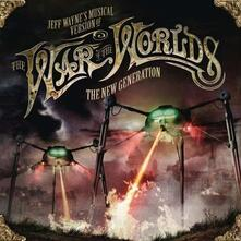 The War of the Worlds. The New Generation (Colonna Sonora) - CD Audio di Jeff Wayne