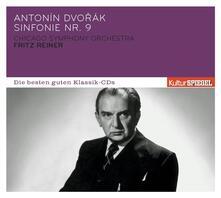 Sinfonia n.9 - CD Audio di Antonin Dvorak