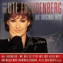 Die Original Hits-40 - CD Audio di Ute Freudenberg