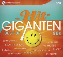 Hit Giganten-Best of 90s - CD Audio