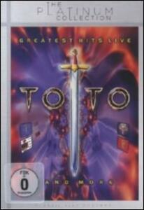 Toto. Greatest Hits Live And More - DVD