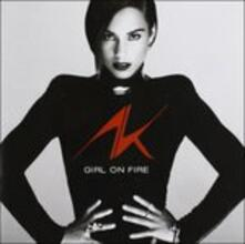 Girl on Fire - CD Audio di Alicia Keys