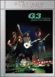 G3. Live in Tokyo. Joe Satriani, Steve Vai, John Petrucci - DVD