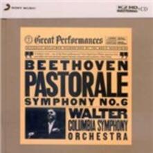Sinfonia n.6 - HDCD di Ludwig van Beethoven,Bruno Walter,Columbia Symphony Orchestra