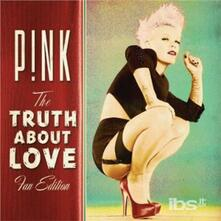 The Truth About Love - CD Audio di P!nk