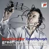 CD Le grandi sonate per pianoforte Ludwig van Beethoven Rudolf Buchbinder