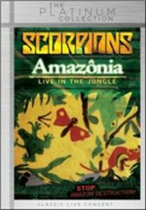 Scorpions. Amazonia. Live in the Jungle<span>.</span> Special Edition - DVD