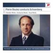 Musica orchestrale - CD Audio di Pierre Boulez,Arnold Schönberg