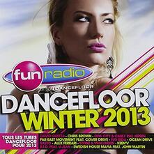 Fun Dancefloor Winter - CD Audio