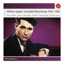 Registrazioni RCA 1944-1953 - CD Audio di William Kapell