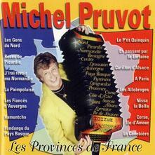 Les Provinces De France - CD Audio di Michel Pruvot