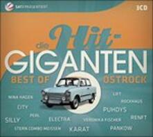 Hit Giganten Best of Ostr - CD Audio