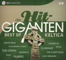 Hit Giganten Best of Kelt - CD Audio