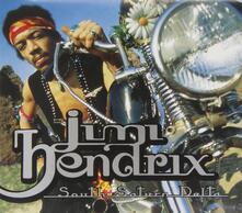 South Saturn Delta - CD Audio di Jimi Hendrix