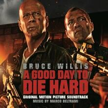 A Good Day to die Hard (Colonna Sonora) - CD Audio di Marco Beltrami
