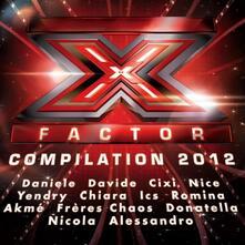 X Factor Compilation 2012 - CD Audio