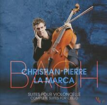 Suites per violoncello - CD Audio di Johann Sebastian Bach,Christian-Pierre La Marca