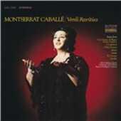CD Rarità da opere Montserrat Caballé Giuseppe Verdi