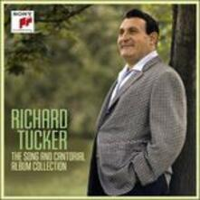 The Song and Cantorial Album Collection - CD Audio di Richard Tucker