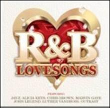R&B Love Songs - CD Audio