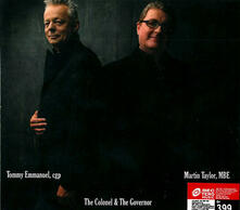 Colonel & the Governor - CD Audio di Tommy Emmanuel