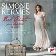 Bel canto. Da Monteverdi a Verdi - CD Audio di Concerto Köln,Simone Kermes,Christoph-Mathias Mueller