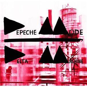Foto Cover di Delta Machine, Vinile di Depeche Mode, prodotto da Columbia