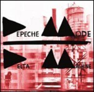 Foto Cover di Delta Machine, CD di Depeche Mode, prodotto da Columbia