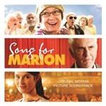 Cover della colonna sonora del film Una canzone per Marion