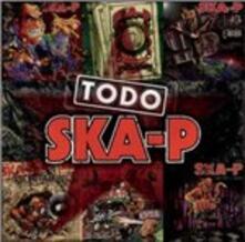 Todo Ska-P - CD Audio + DVD di Ska-P