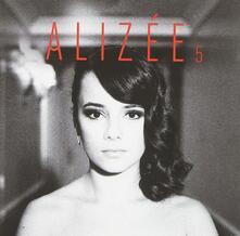 5 - CD Audio di Alizée