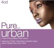 Pure... Urban - CD Audio