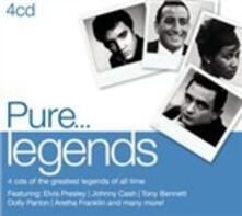 Pure... Legends - CD Audio