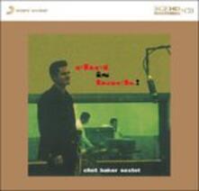 Chet Is Back - CD Audio di Chet Baker