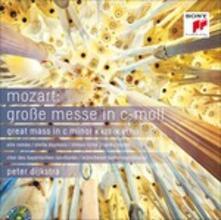 Great Mass in C Minor - CD Audio di Wolfgang Amadeus Mozart