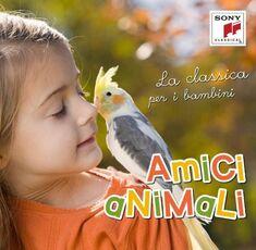 CD Amici animali. La classica per i bambini