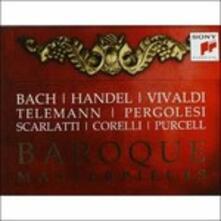 Scoprire il Barocco. I capolavori - CD Audio