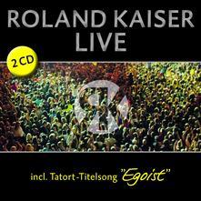 Live - CD Audio di Roland Kaiser