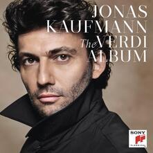The Verdi Album - CD Audio di Giuseppe Verdi,Jonas Kaufmann