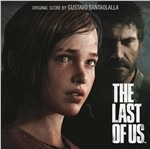 Cover CD Colonna sonora The Last of Us