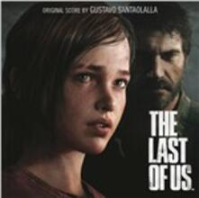 The Last of Us (Colonna Sonora) - CD Audio di Gustavo Santaolalla