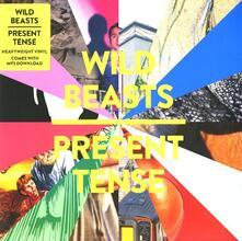 Present Tense - Vinile LP di Wild Beasts