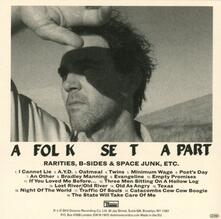 A Folk Set Apart - CD Audio di Cass McCombs