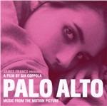 Cover CD Colonna sonora Palo Alto
