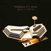 CD Tranquility Base. Hotel + Casino Arctic Monkeys