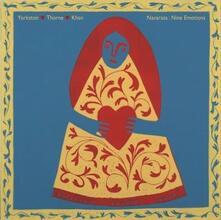 Navarasa. Nine Emotions (Green Coloured Vinyl) - Vinile LP di Yorkston Thorne Khan
