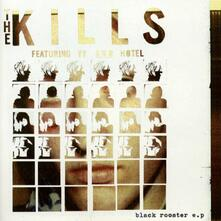 Black Rooster Ep (Red Vinyl Limited Edition) - Vinile 10'' di Kills