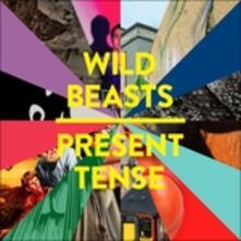 Present Tense Remixes - Vinile LP di Wild Beasts