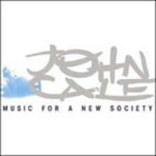 Music for a New Society - M:Fans - CD Audio di John Cale